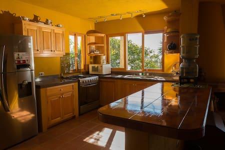 Casa Maria Vista. Fantastic view 1 - Santa Cruz la Laguna
