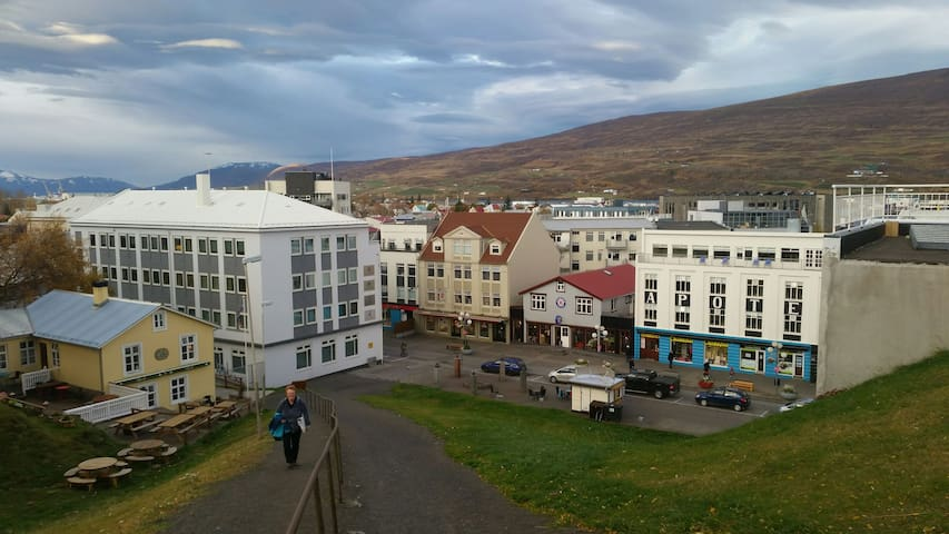 Downtown Akureyri - Akureyri - Apartment