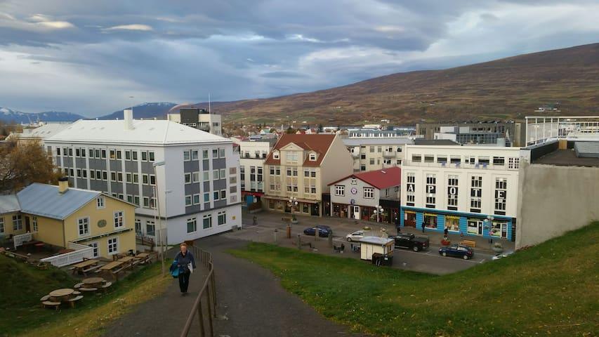 Downtown Akureyri - Akureyri - Apartamento