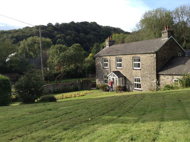 Mill House with ensuite and living room.