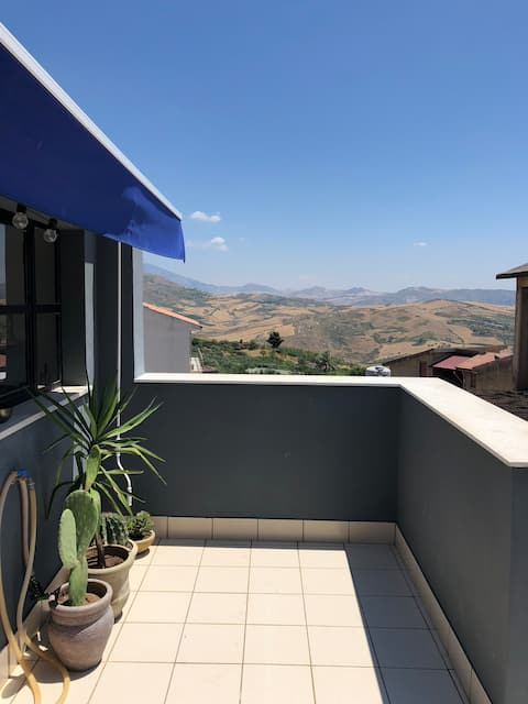 Townhouse in Sicilian village of Cianciana