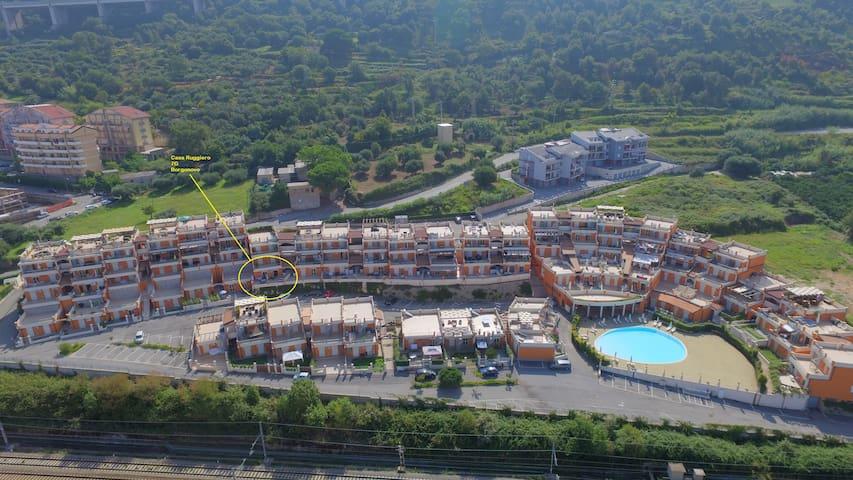 Casa Ruggiero | Communal Swimming Pool