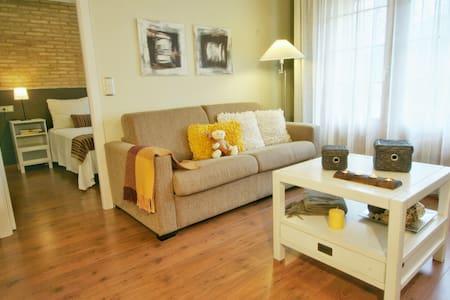 Apartamento Riguel en Apartamentos Uncastillo