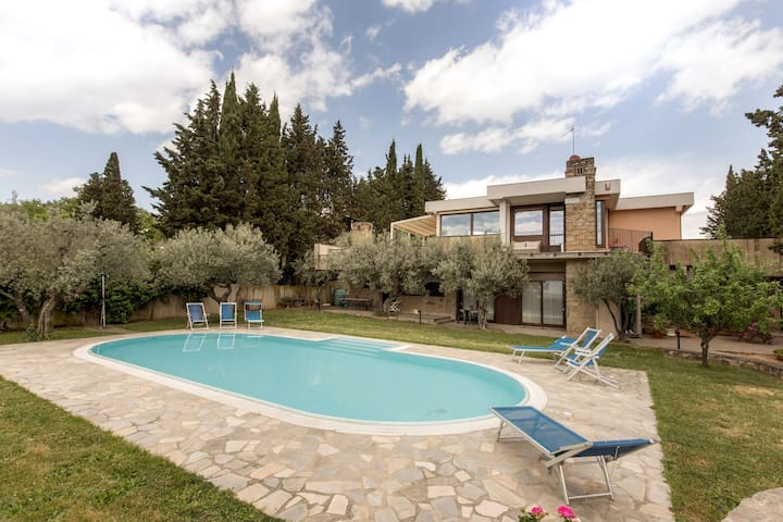 Luxury Modern Villa with swimming pool - Florence - Florencia - Villa