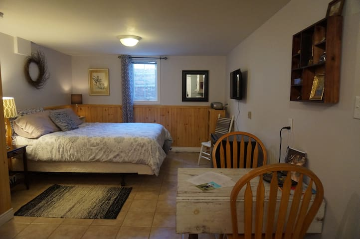 Charming Studio Apt in the City - Charlottetown - Appartement