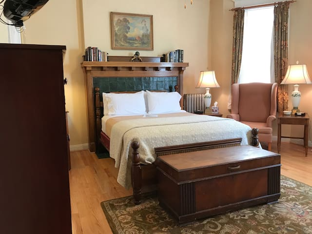 Sweet Studio In Historic Heart Of Central West End - St. Louis - Apartment
