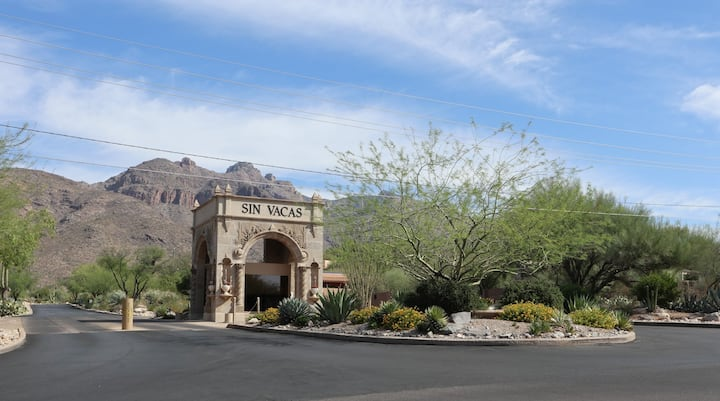 Private Community High in the Catalina mountains