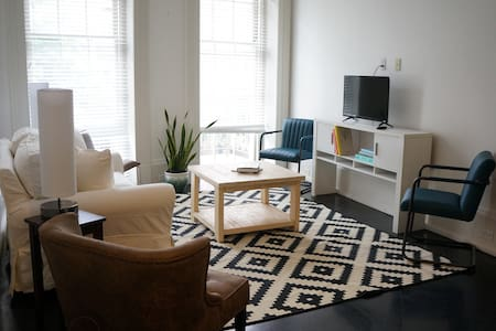 Beautiful Balcony Flat in Downtown New Orleans - New Orleans - Apartment