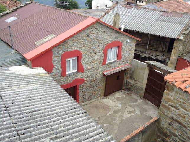 Casa de pueblo en la Asturias desconocida