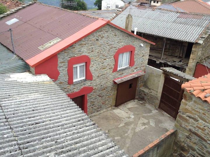 Casa de pueblo en Asturias