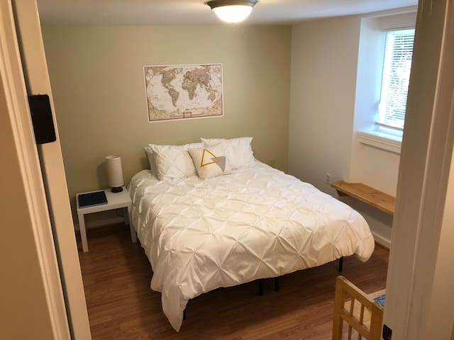 Fully Updated Guest Suite in Buckman!