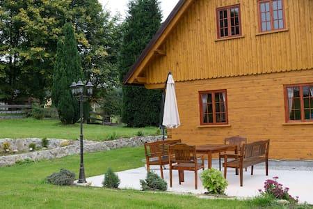 Cosy timber house -  Háj