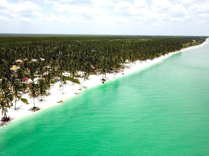 Villa Tortugas Playa Patuxka un paraíso en Yucatán