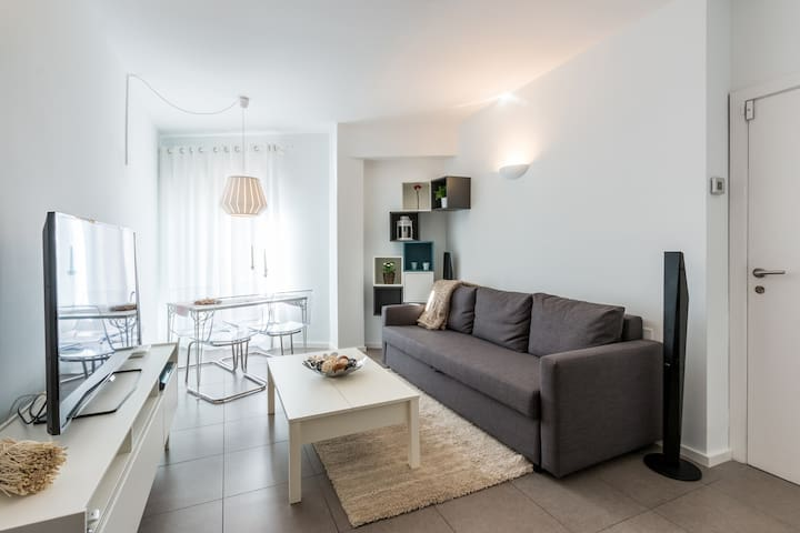 Modern Apt Close to Harbor & Town - Ciutadella de Menorca - Lägenhet
