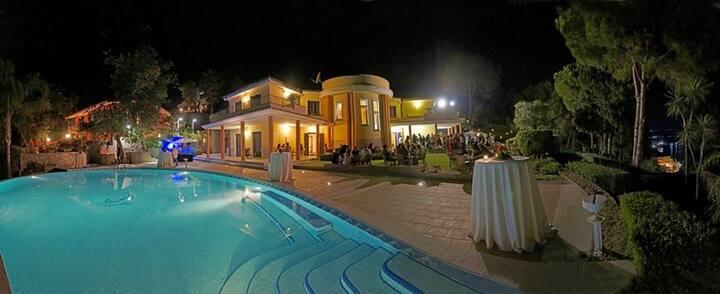 Villa Nausicaa a Copanello
