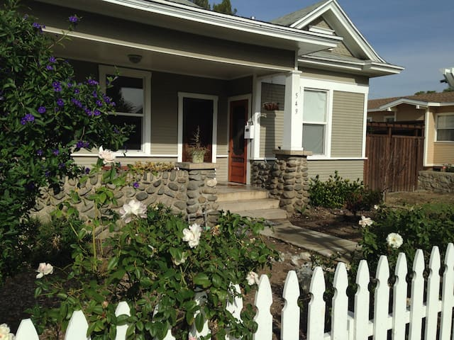 Charming Upland Home in Great Location
