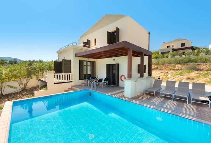 Aegean Blue Villas - AphroditeVilla - Rodos - Villa
