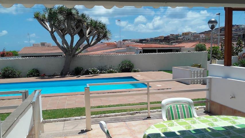 Gran Canaria - Bungalow en Playa del Hombre