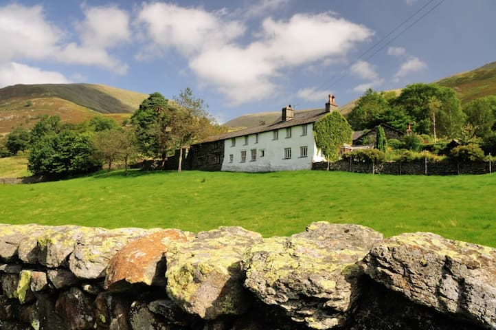 'The Cottage' on Broadrayne Farm - Grasmere - Haus