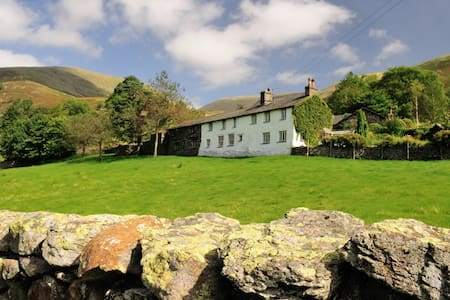 'The Cottage' on Broadrayne Farm - Grasmere