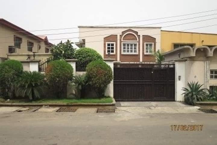 An Apartment  in a Clean and Gated Neighborhood .