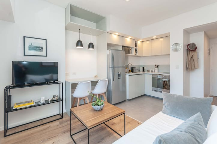 TRENDY MINI PENTHOUSE IN THE HEART OF RECOLETA