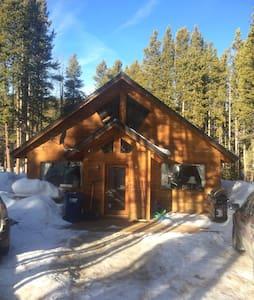 Cozy ski cabin in the woods - Blue River