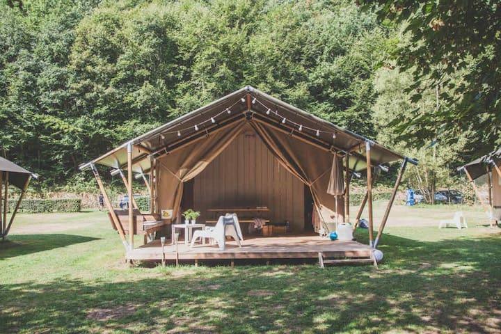 Glamping Safari Tent Hebalm
