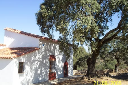 Cortijo La Umbría - Cortegana - Ház