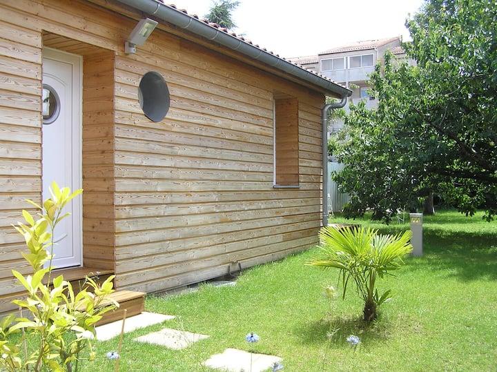 Chartreuse avec jardin au coeur des minimes