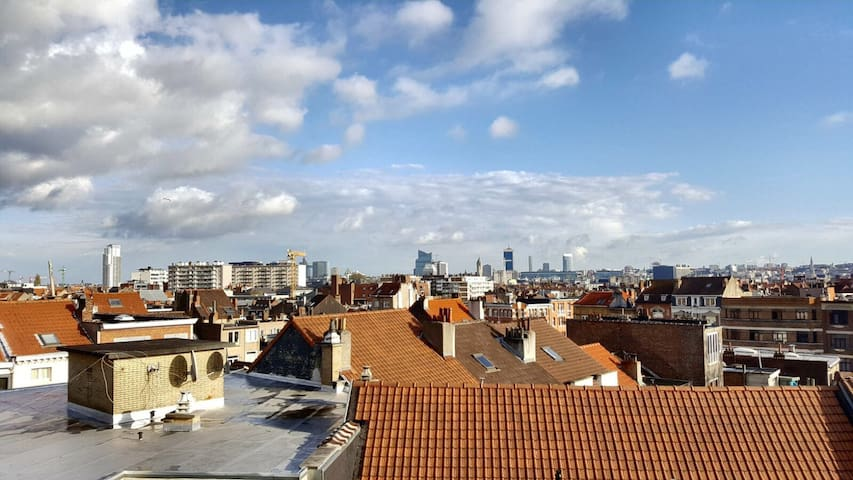 Cheap and Chic in Brussels