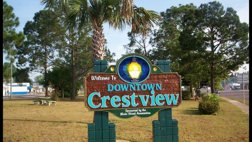 Historic Downtown Crestview