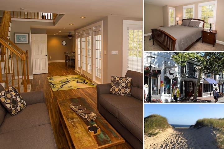 Perfect Vineyard Getaway Near Shops, Beach & More!
