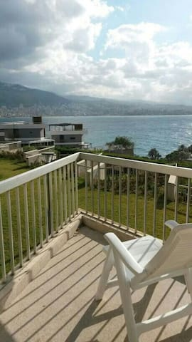 Chalet 64 sqm aqua 1 furnished - Tabarja - Apartament