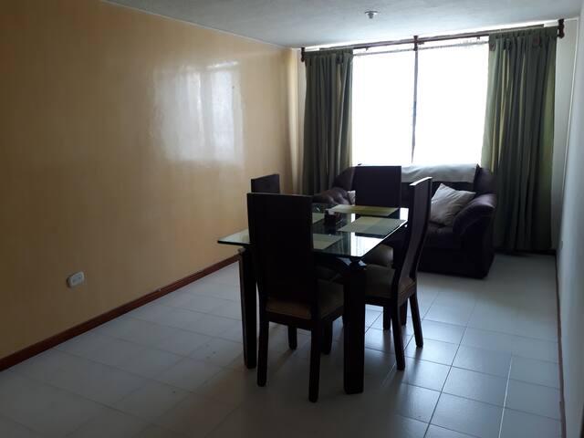 Acogedor y económico apartamento en Bucaramanga