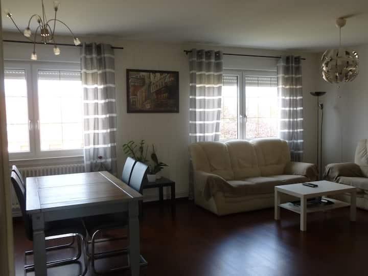 appartement 110m2 // 3 chambres (mécleuves) 57245)