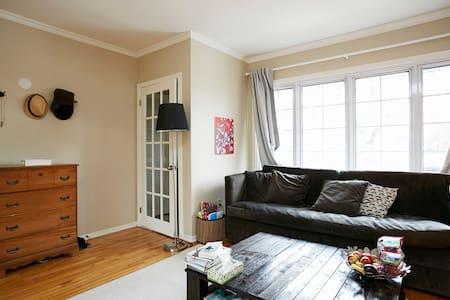 Agréable maison idéalement située ! - Saint-Lambert - Haus