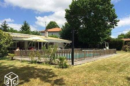 Villa Girolle - 6 pieces - 5 personnes - 160 m2 - Léognan