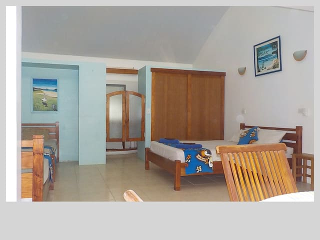Beds Seahorse Bungalow
