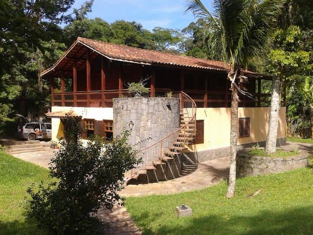 Casa grande em Miguel Pereira - Miguel Pereira - Dům