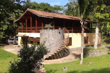 Casa grande em Miguel Pereira - Miguel Pereira - Haus
