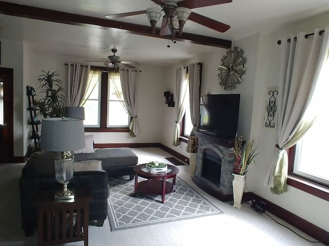 Cozy, Clean Home by Hershey, Harrisburg, Lancaster