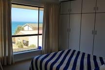 Ground floor bedroom with great views