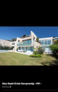 Luxurios apartment with an authentic castle view - Bodrum