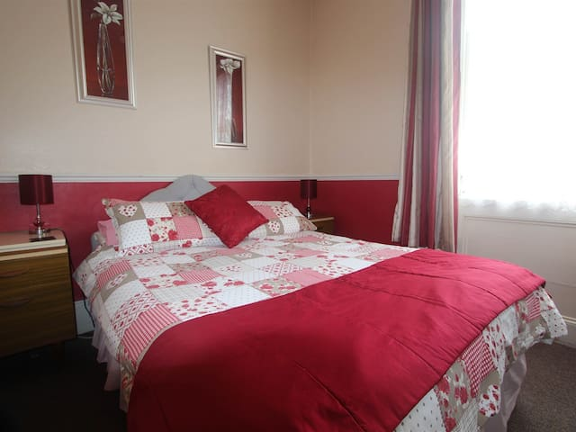 Double Room at Spring Garden B&B