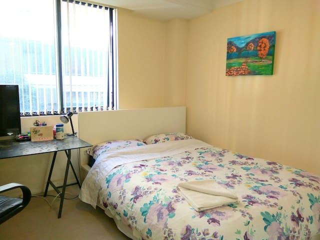 Private room in a convenient location