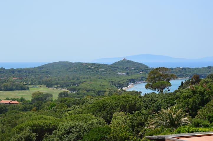 Tranquillità e relax con vista panoramica