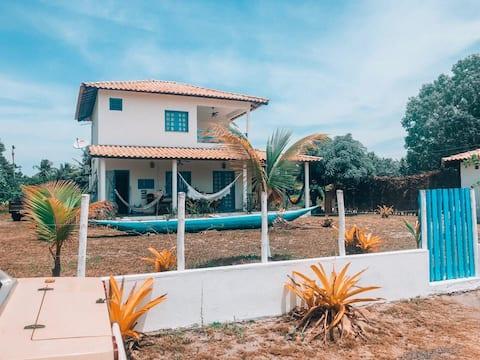 Flat - Maison Bleue - Perfect Retreat