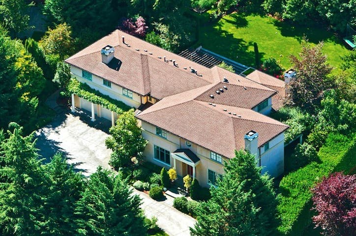 Luxury Mansion near Bellevue Downtown - Medina - House