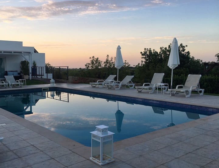 Eva Recommends Bed&Breakfast Tavira Beach Portugal